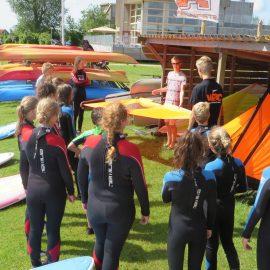 Afbeelding Vakantiebaan windsurfinstructeur