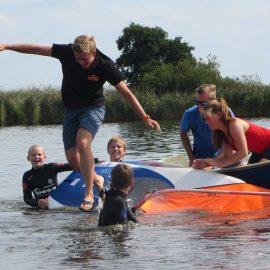 Afbeelding Begeleiding Water Adventure Camp