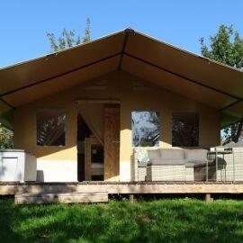 Afbeelding Glamping tenten