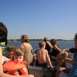 Afbeelding Motorboot 8 persoons