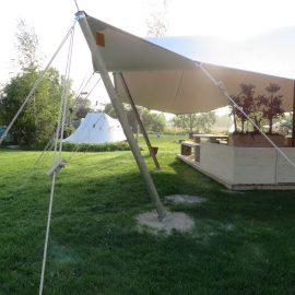 Afbeelding Basis kampeerarrangement
