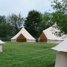Afbeelding Comfort kampeerarrangement